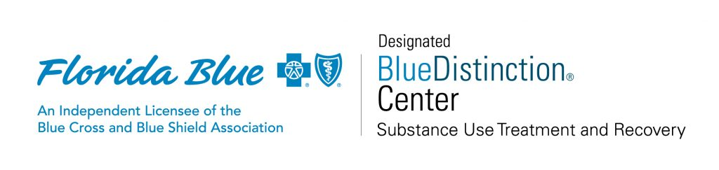 Florida Blue - Blue Distinction Center logo